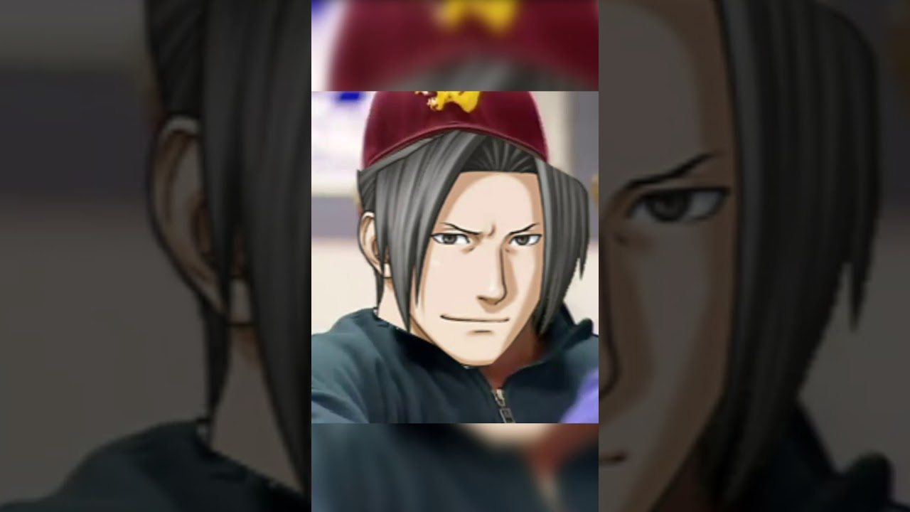 Edgeworth gets PRANKED - Ace Attorney #shorts