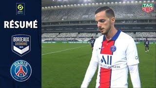 FC GIRONDINS DE BORDEAUX - PARIS SAINT-GERMAIN (0 - 1) - Résumé - (GdB - PSG) / 2020-2021