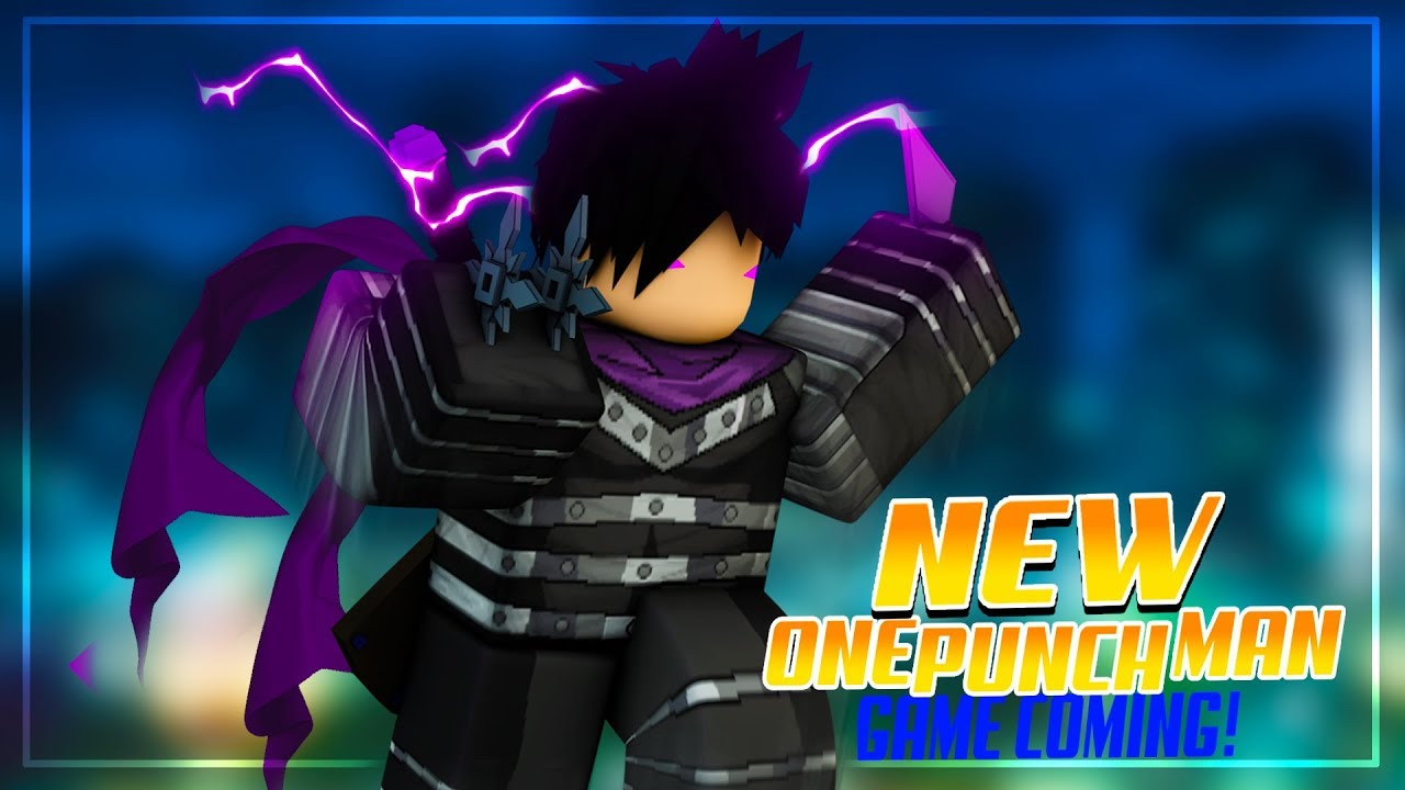 Roblox One Punch Man Online Project Opm Best New One Punch Man Game Testing Gameplay Ninja Class Youtube