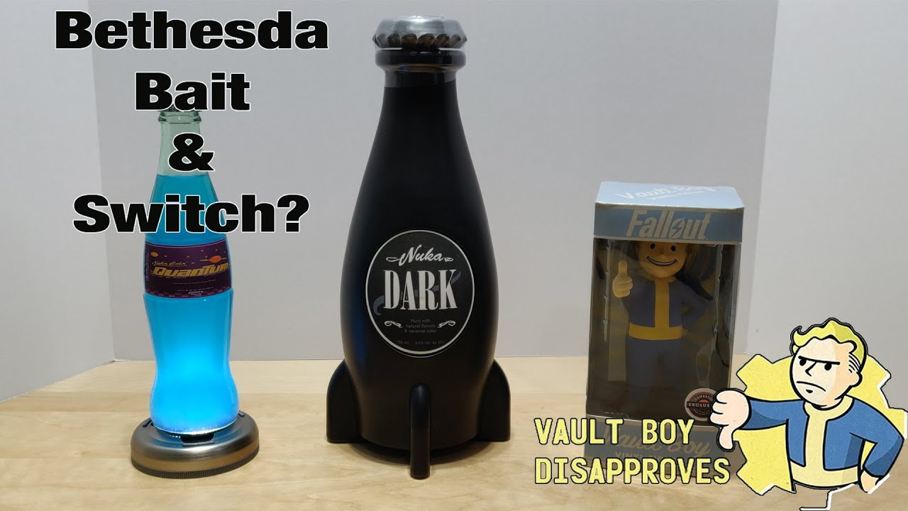 Nuka Dark Rum Unboxing Thoughts Were We Misled Youtube