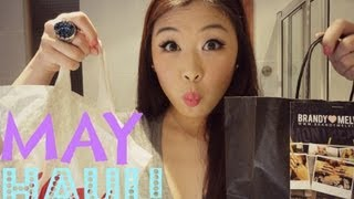 May Haul: MissKL, Brandy Melville, H&M / Montreal Summer Meetup? ♥ Thumbnail