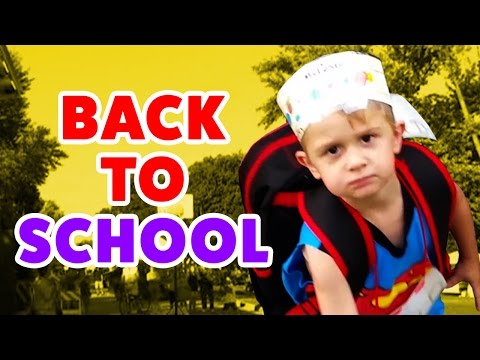 ☺ AFV (NEW!) Funniest Back To School Bloopers of 2016 (Funny Clips Fail Montage)