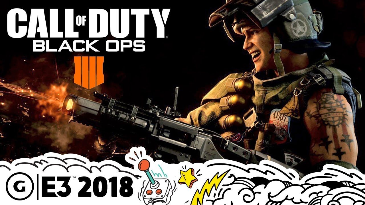 Black Ops 4's Multiplayer Changes Scared the Devs | E3 2018