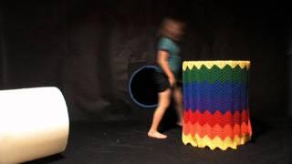 Scenescof Tubes (fan video: T.Rex) (實驗管) by Luo Luo