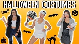 Last Minute Halloween Costume Ideas! Halloween 2017 | Jeanine Amapola