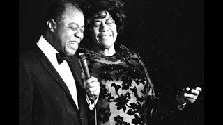 Carmichael / Ella Fitzgerald / Louis Armstrong, 1956: The Nearness of You