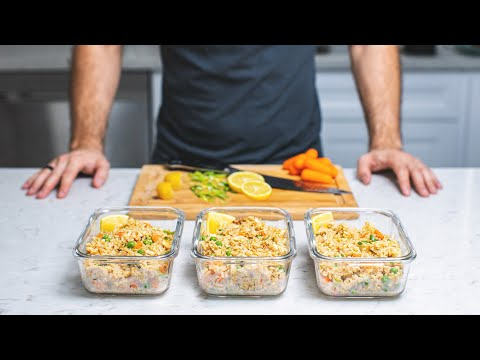 The Ultimate Minimalist Meal Prep