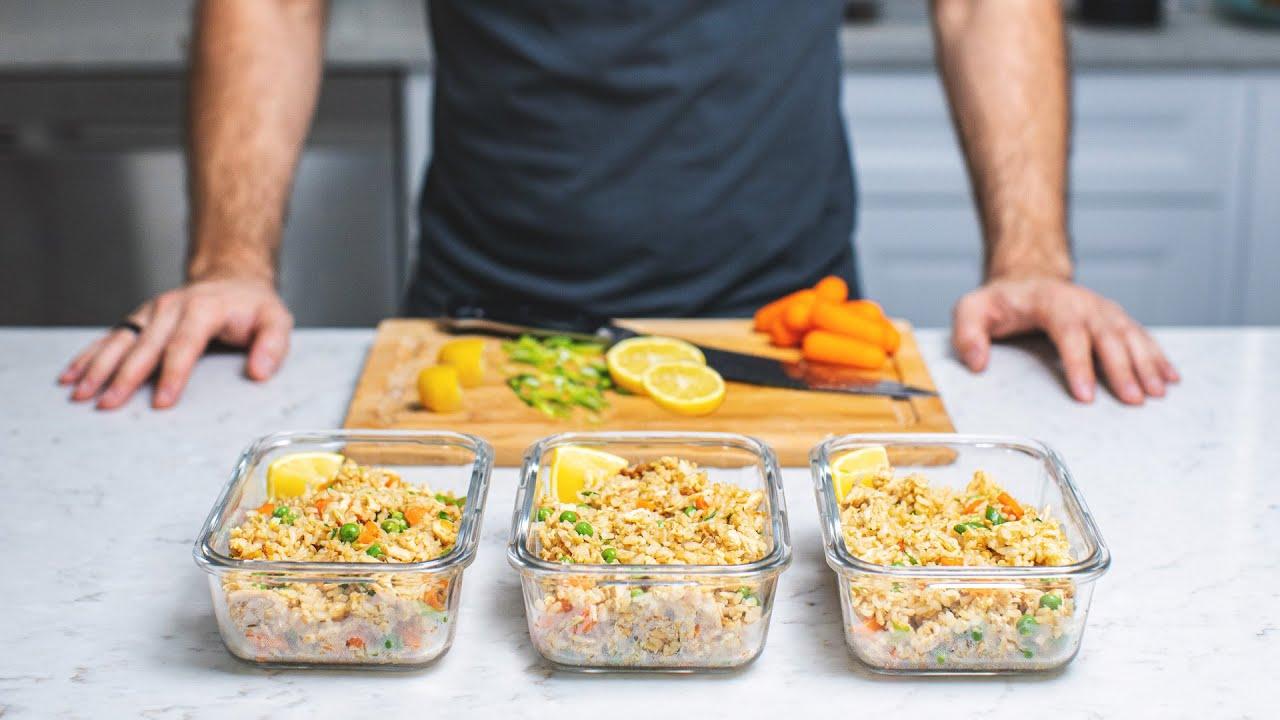 The Ultimate Minimalist Meal Prep