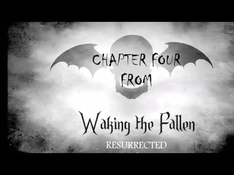 Avenged Sevenfold - Chapter Four [cover solo] - YouTube