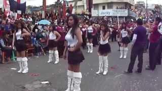 XELA FER 2014 RECOPILACION DE BATONITAS 15 DE SEPTIEMBRE 2014 QUETZALTENANGO