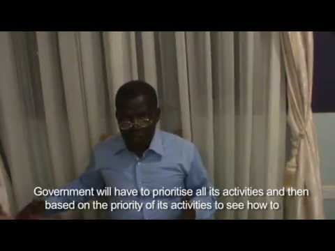 Funding of water, sanitation and hygiene services in Ghana