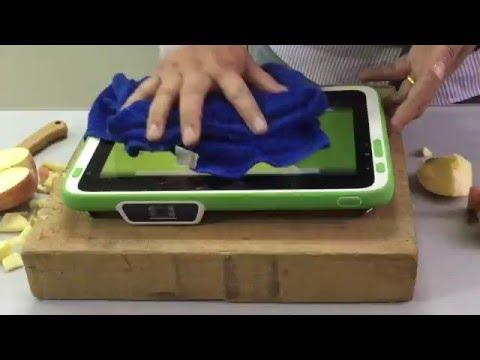 MiTAC Tablet Quality Testing