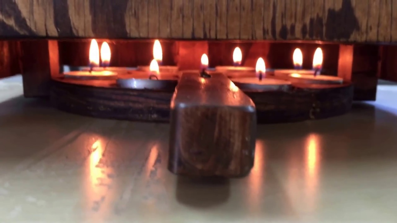 tea light candle cooker cooking stew youtube