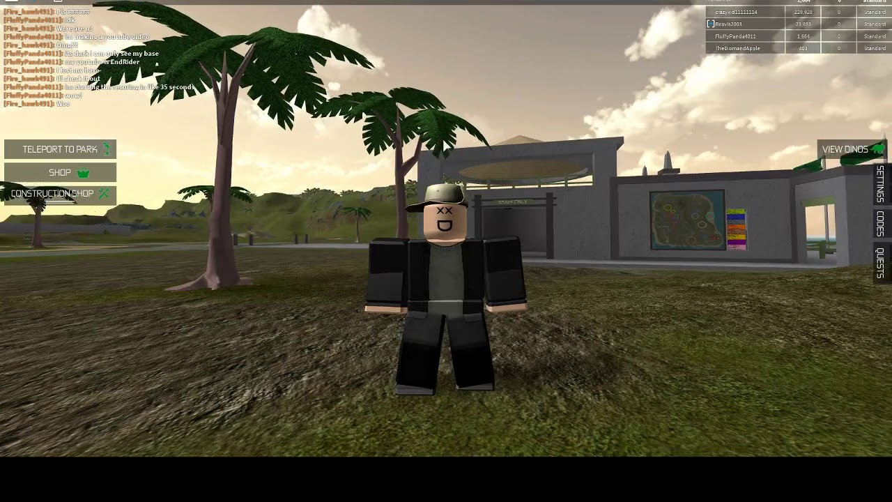 Roblox Jurassic Tycoon Ep 1 Am I Lost Youtube