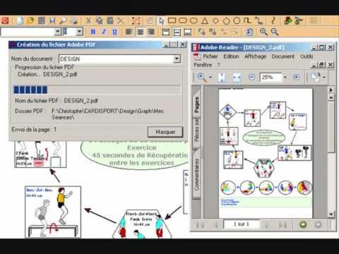 logiciel propulses perf design