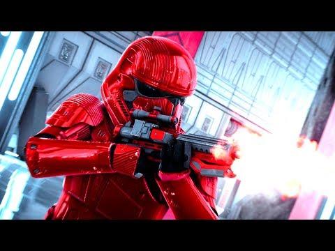 Star Wars Battlefront 2 Epic Moments #1