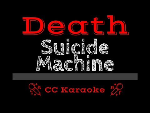 Death   Suicide Machine CC Karaoke Instrumental