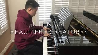 Illenium - Beautiful Creatures (piano cover) AWAKE album