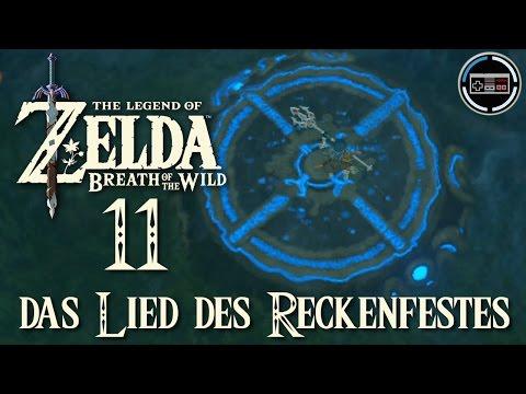 The Legend of Zelda Breath of the Wild #011: Das Lied des Reckenfestes [Deutsch/German]