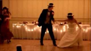 Catgroove First Wedding Dance
