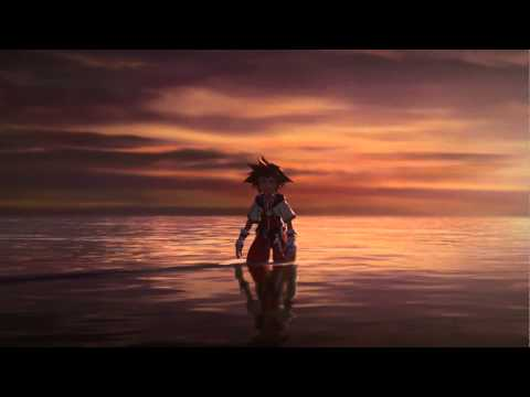 Kingdom Hearts 1.5 Hd Opening Simple And Clean