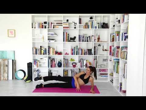 Kolay Kalça Ve Bacak Egzersizleri   Easy Hip And Leg Exercises