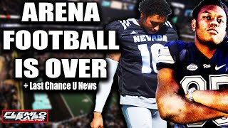 Arena Football League Shuts Down! Last Chance U's Malik Henry STILL Suspended and More!