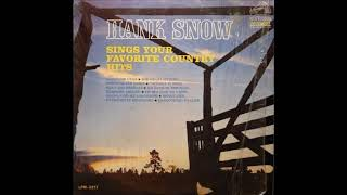 Watch Hank Snow She Wears My Ring video
