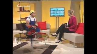 Jetzt wackelt auch der Dom auf center.TV in der Rheinzeit (23.1.2013)
