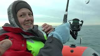 Крым Севастополь Столько рыбы мы никогда не ловили на Немецкой Балке