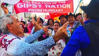 Video GYPSY NATION FROM HUNGARY IN JERUSALEM download MP3, 3GP, MP4, WEBM, AVI, FLV November 2017