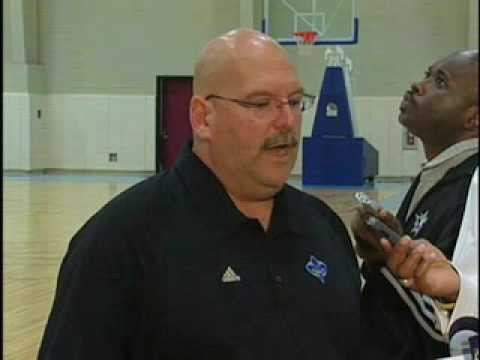 New Orleans Hornets Head Coach Jeff Bower Press Conference ...