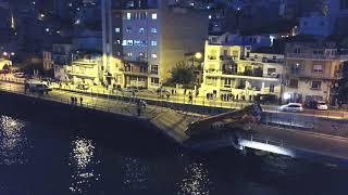 Κατάρρευση τμήματος γέφυρας στην Καβάλα