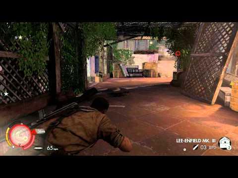Sniper Elite 3 - Target Hitler: Hunt The Grey Wolf |