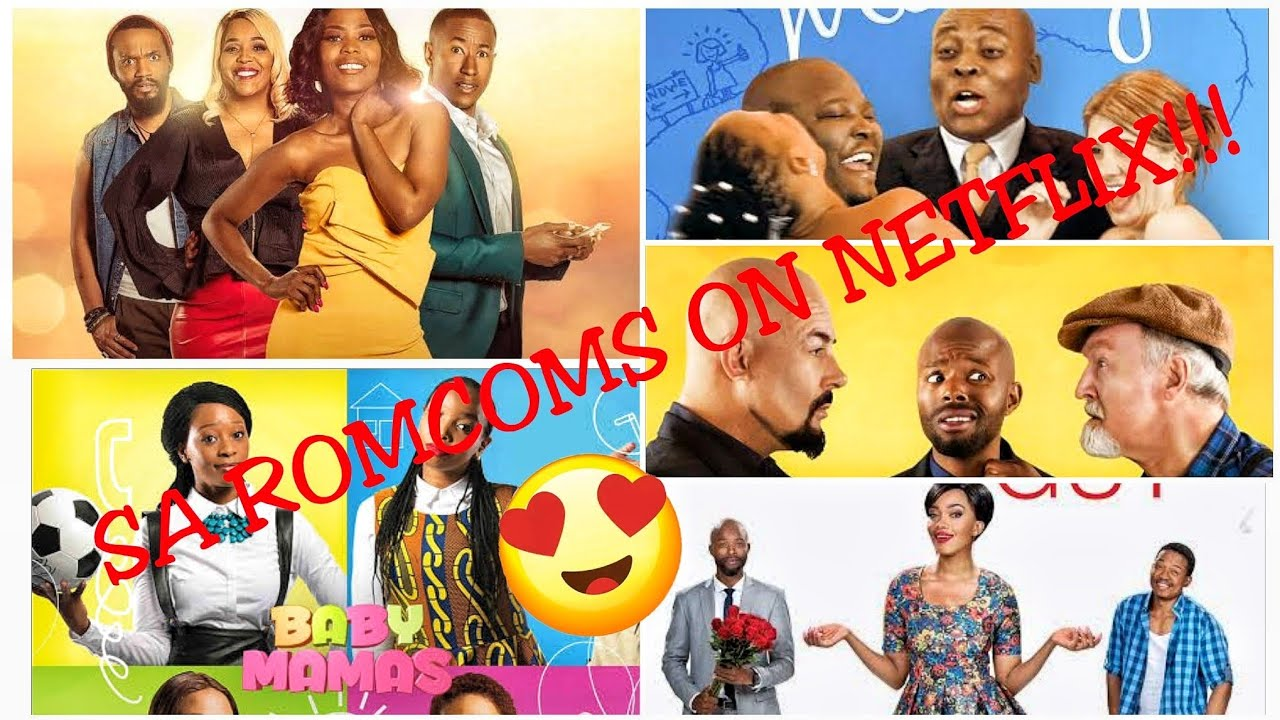 Download 5 South African RomComs to watch on Netflix| Lockdown Movies