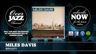 "Miles Davis -  ""Boplicity"" 1949"