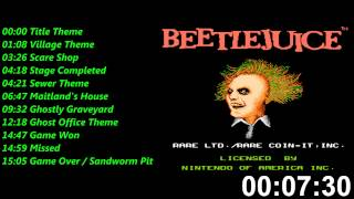 Beetlejuice (NES) Music / Soundtrack