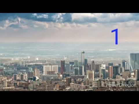 Top 10 Hoogste Toekomstige Gebouwen Van Rotterdam