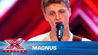 Magnus synger egen sang (5 Chair Challenge)   X Factor 2020   TV 2