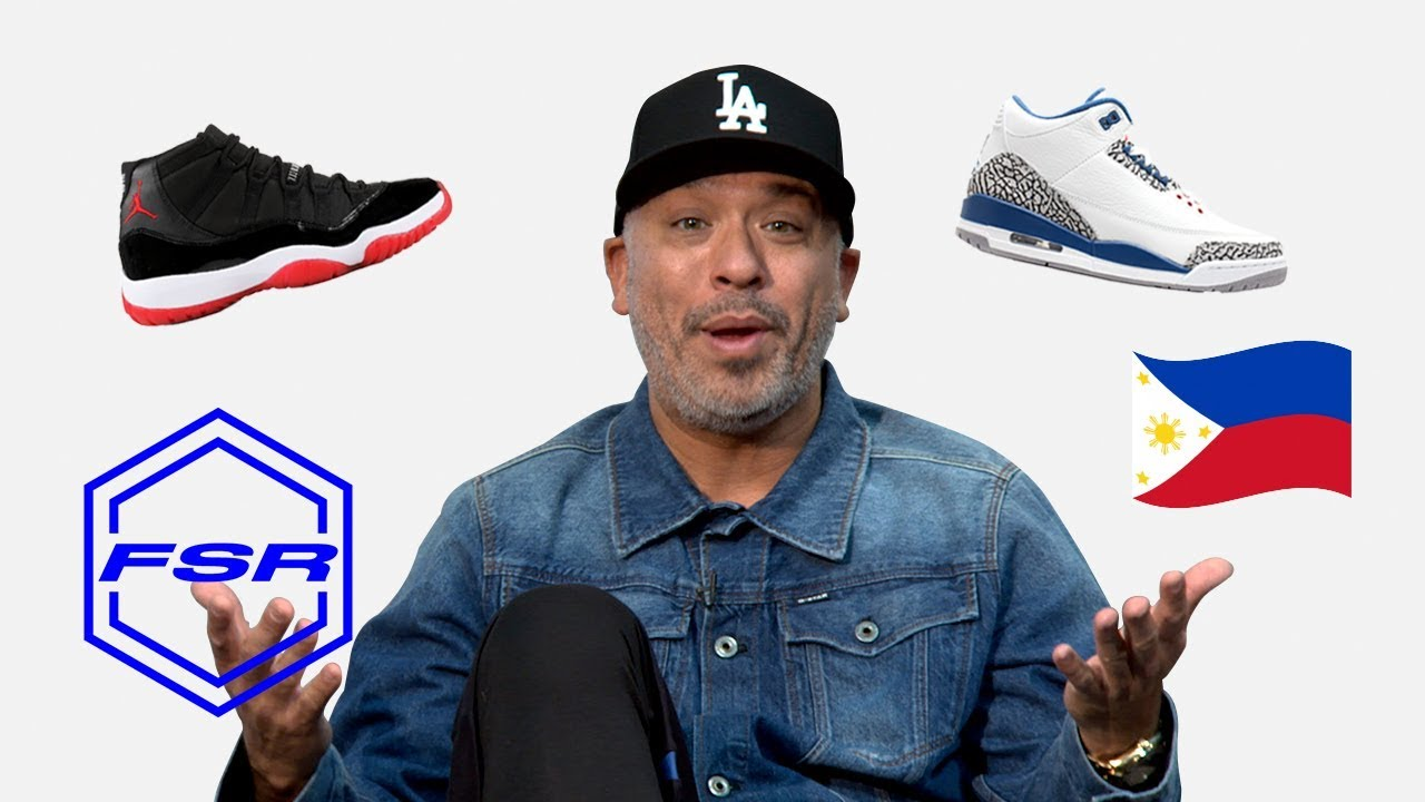 Jo Koy Explains Why Filipinos Are Obsessed With Sneakers | Full Size Run