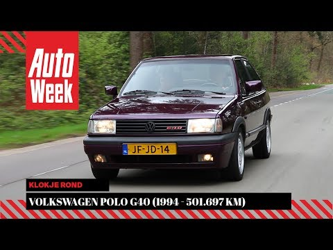 Volkswagen Polo G40 – 1994 – 501.697 km - English subtitles