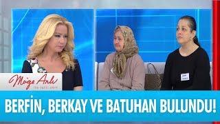Türkiye'nin konuştuğu 13 yaşındaki çocuklar bulundu - Müge Anlı İle Tatlı Sert 4 Haziran 2018