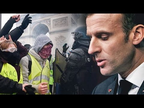 END OF MACRON? French MPs Launch NO CONFIDENCE Vote Amid Nationwide Protests!!!