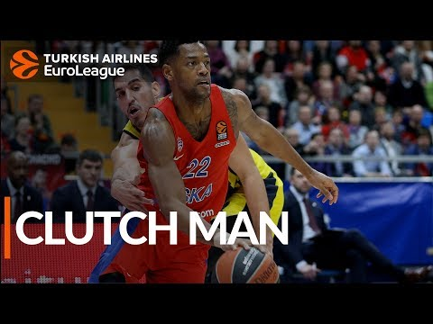 Higgins seven final points led CSKA in victory over Fenerbahce