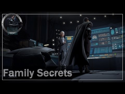 Batman: The Telltale Games Series Episode 1 Gameplay Walkthrough - Chapter 5 Room with a View
