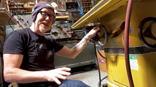Adam Savage's One Day Builds: Tweaking the Table Saw!