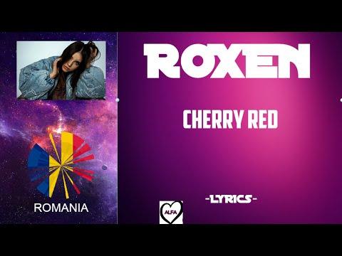 ROXEN - CHERRY RED(Lyrics)