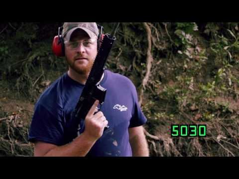 Anderson AM-15 Shoots 5,030 rounds with NO FAILS!