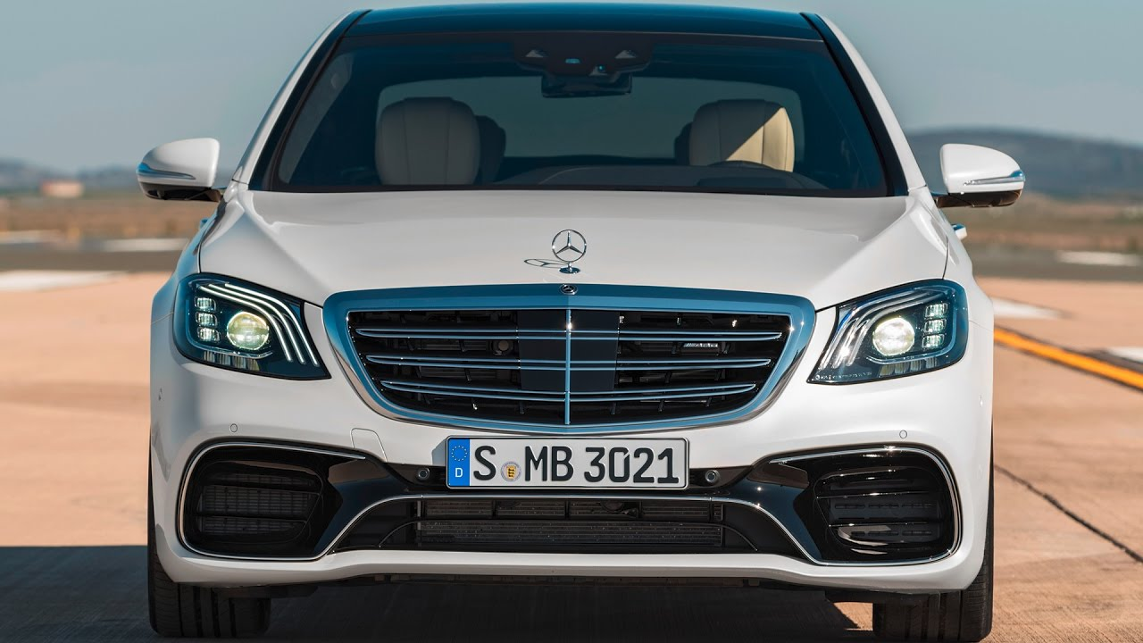S63 2018 >> Mercedes S63 Amg 2018 The Performance Luxury Sedan Youcar