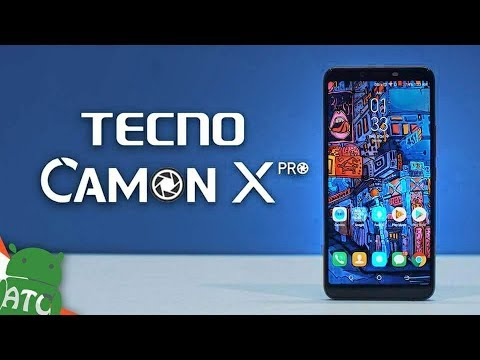 Tecno Camon X Pro Review | 4K | ATC thumbnail